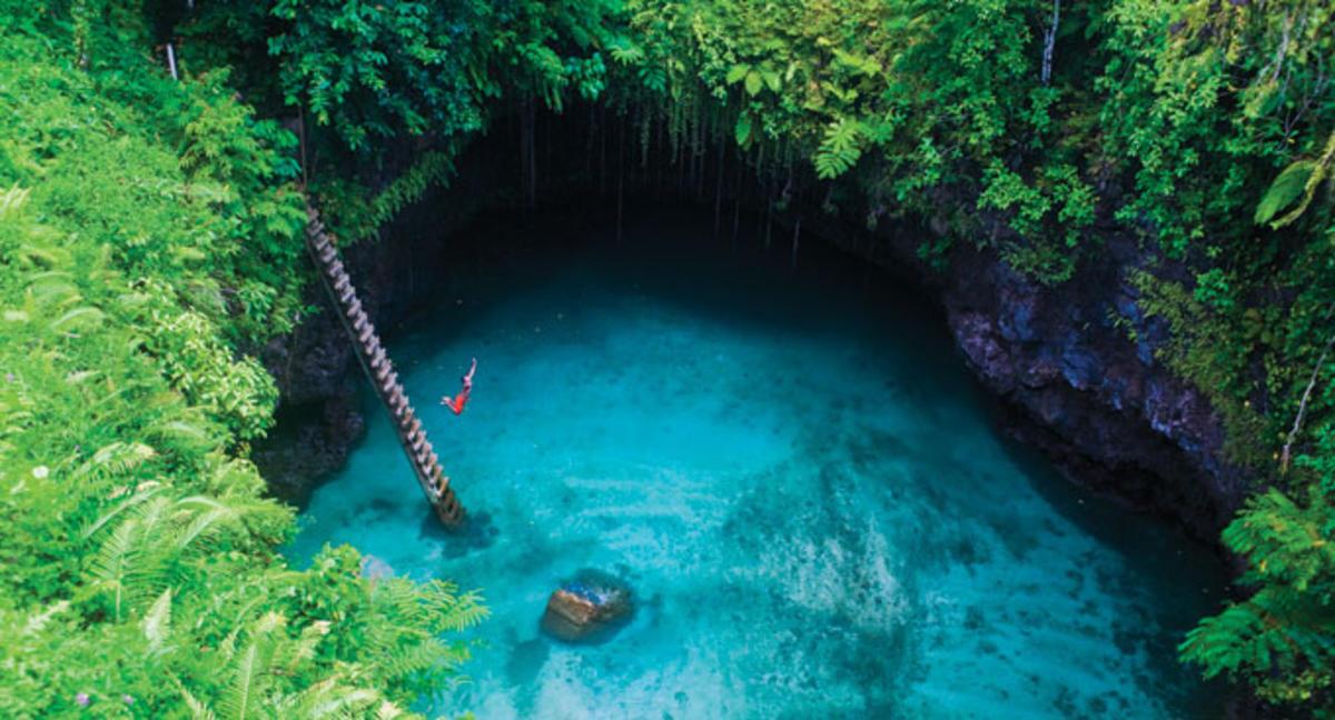 samoa-Sua-Ocean-Trench-via-samoa-tourism by michael via Flickr Creative Commons