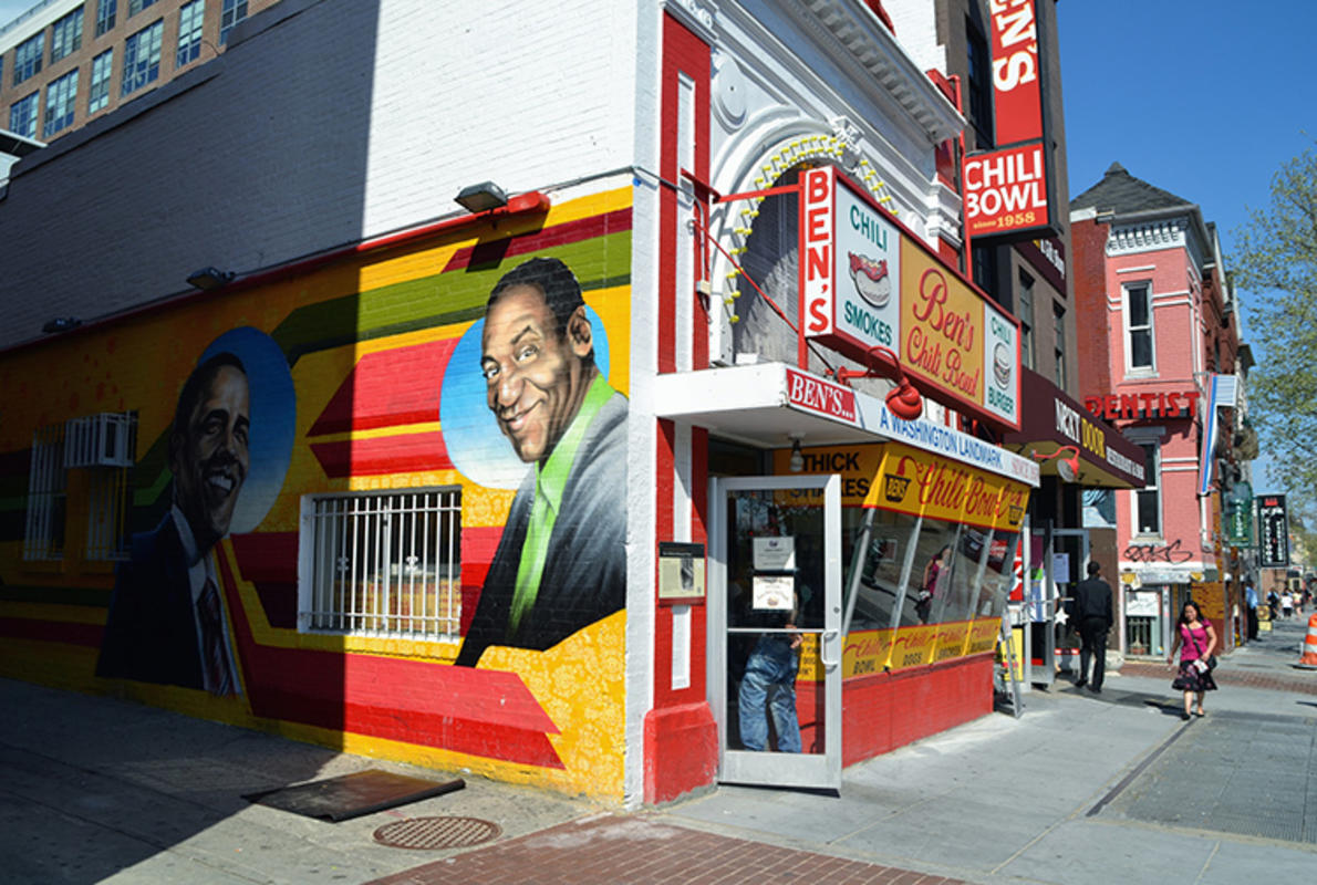 """Ben's Chili Bowl"" by Jpellgen via Flickr Creative Commons"
