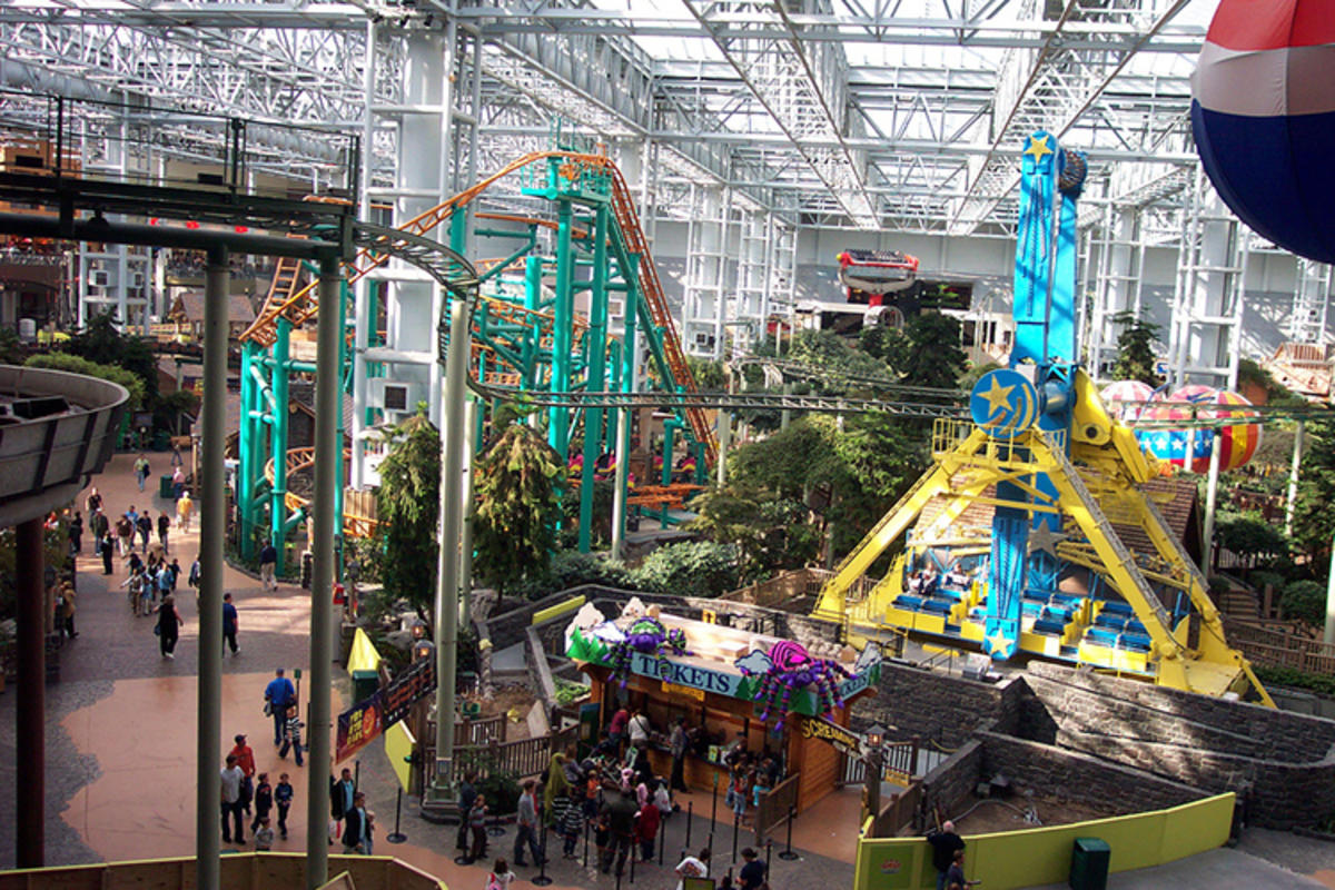 """The Park at Mall of America"" by Robin via Flickr Creative Commons"