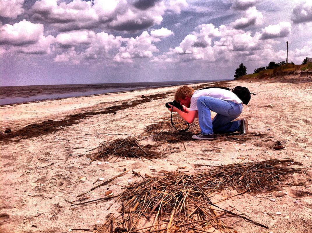 """Matthew Getting the Shot"" by Jeffrey via Flickr Creative Commons"