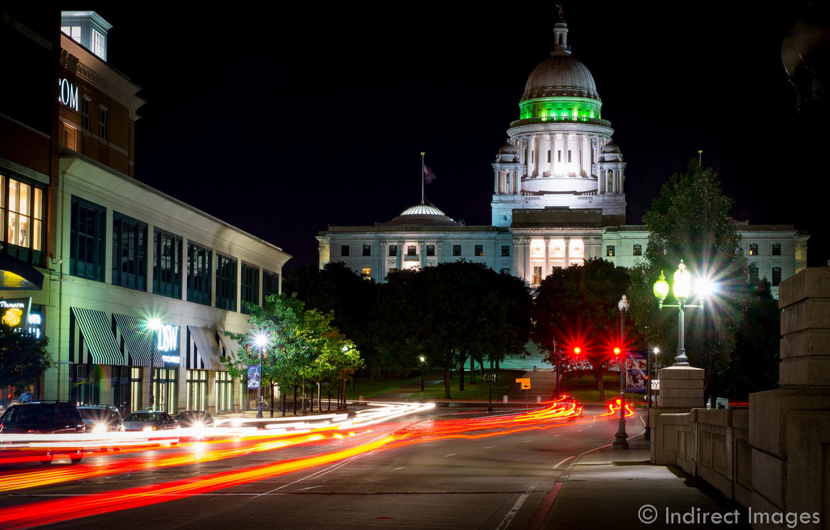 Rhode Island Statehouse by Indirect Images via Flickr Creative Commons