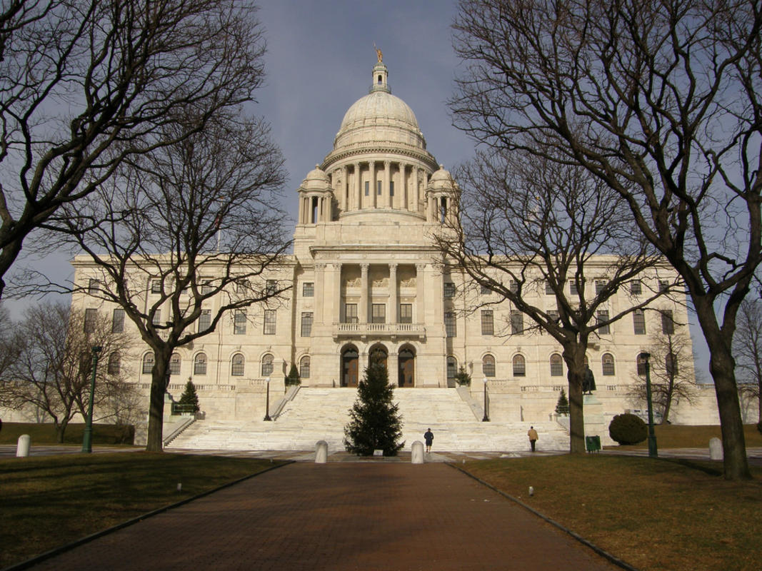 Rhode Island's State Capitol by Jim Bowen via Flickr Creative Commons