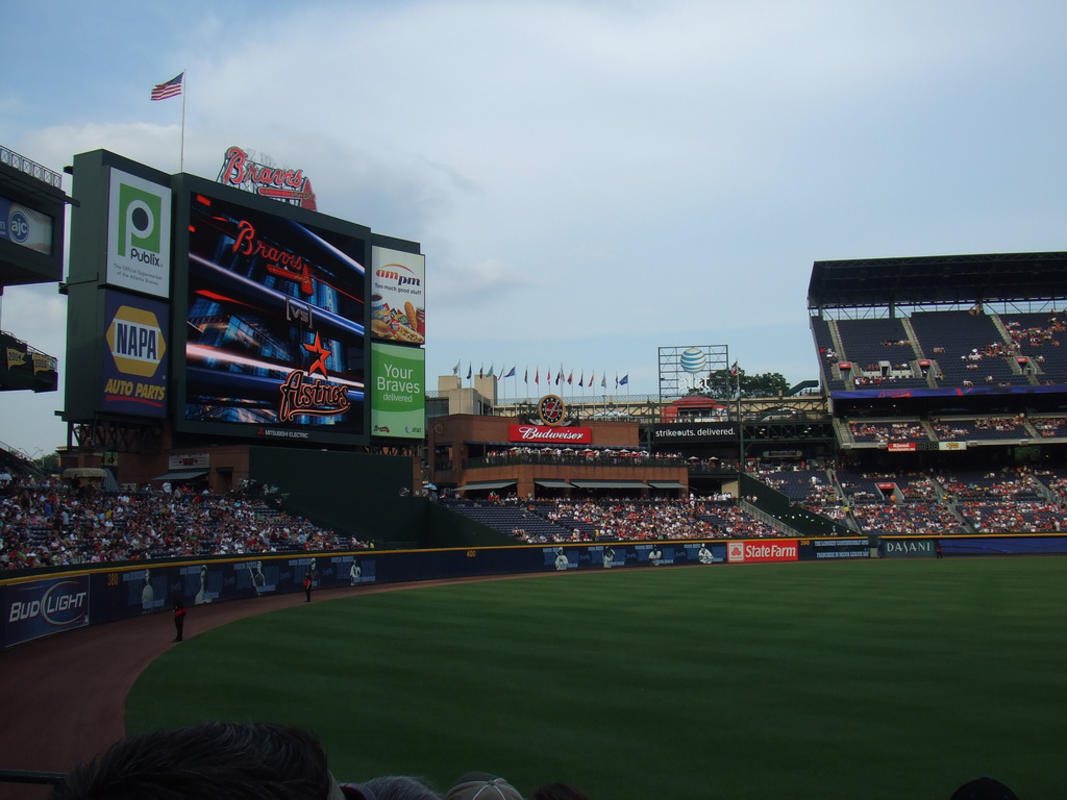 """Turner Field"" by Drew Waddell via Flickr Creative Commons"