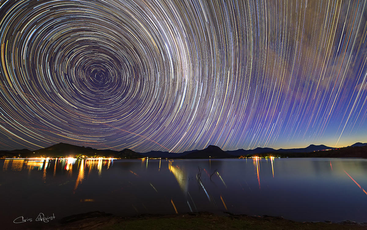 When you reach for the stars you may not quite get one, by Chris Lofqvist via Flickr Creative Commons