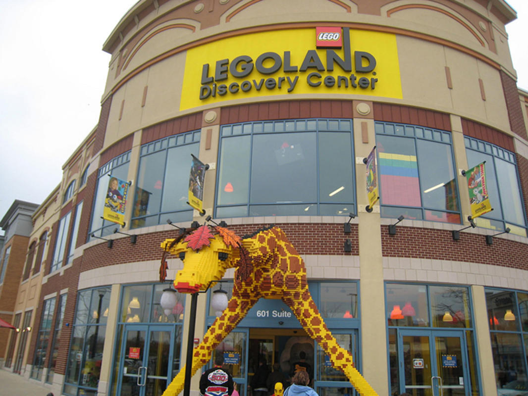 """Legoland Discovery Center Entrance"" by Mary via Flickr Creative Commons"