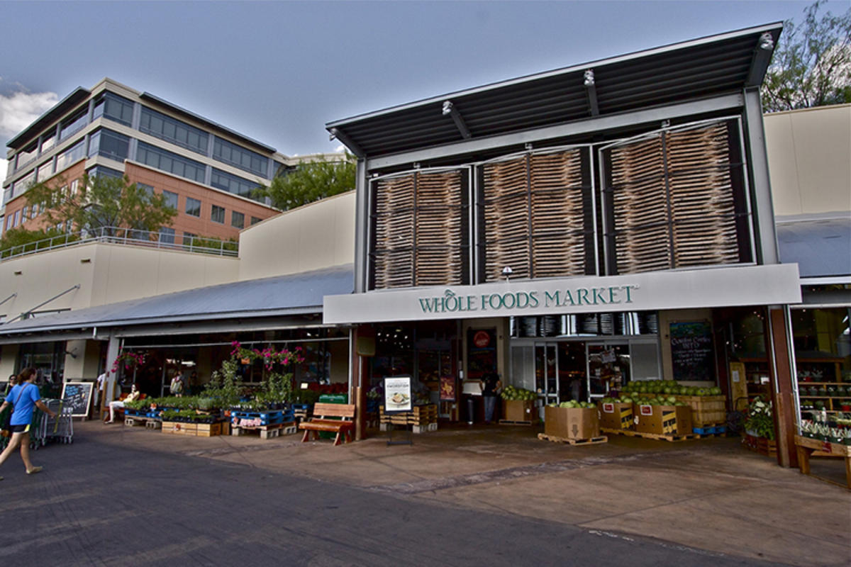 """Whole Foods Entrance"" by Counse via Flickr Creative Commons"