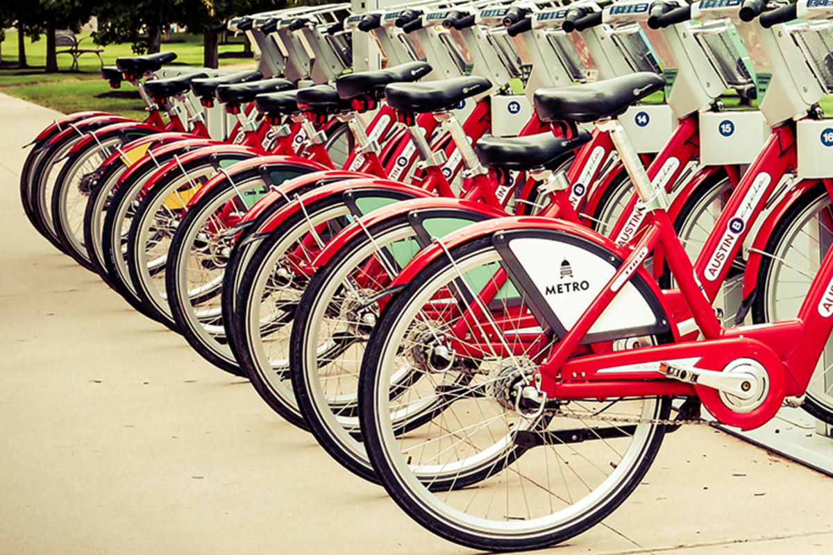 """Metro Red"" by Hobie Caldwell via Flickr Creative Commons"
