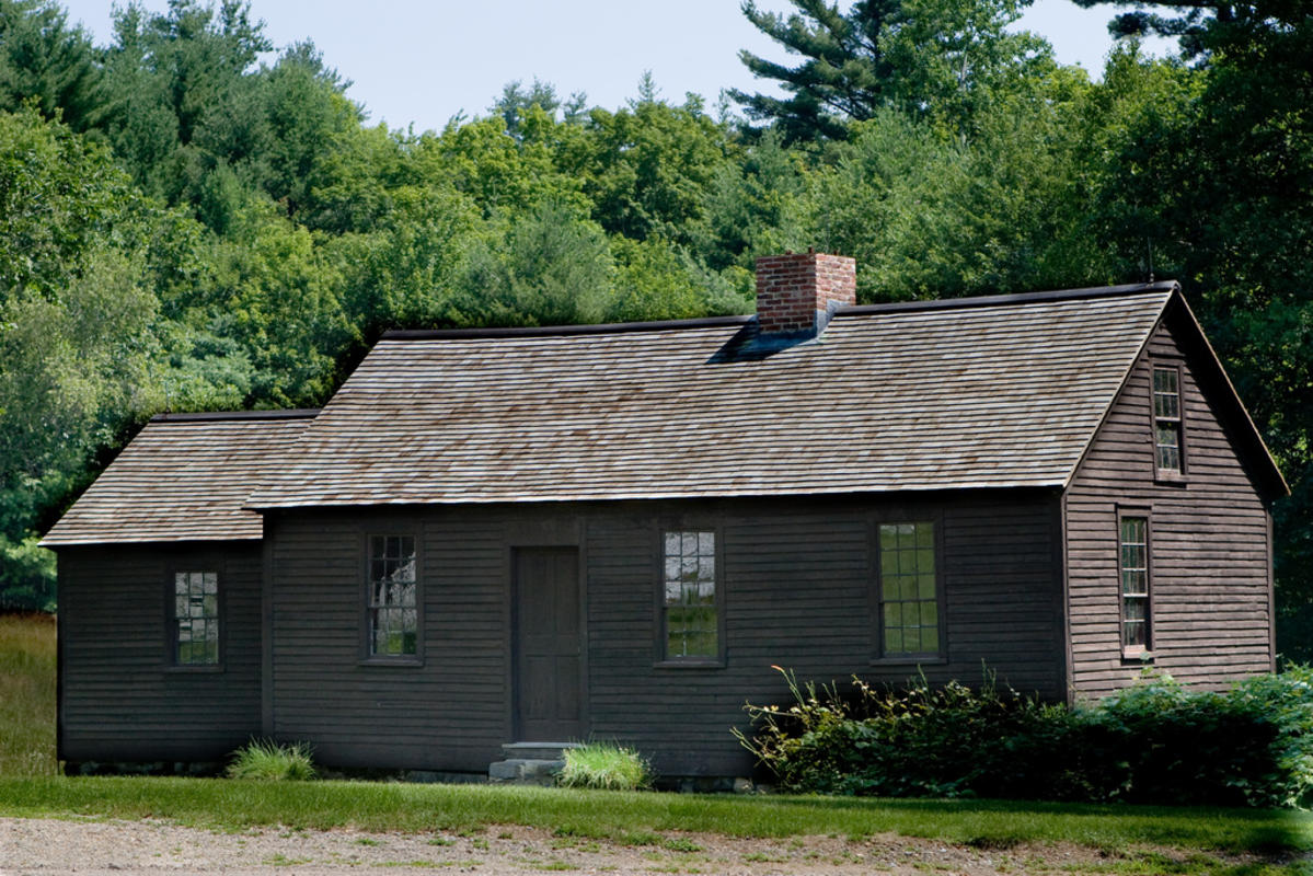 """Daniel Webster Birthplace"" by Chip Griffin via Flickr Creative Commons"