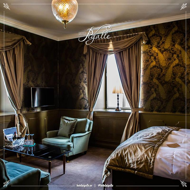 Photo Credit: Hotel Pigalle Facebook Page