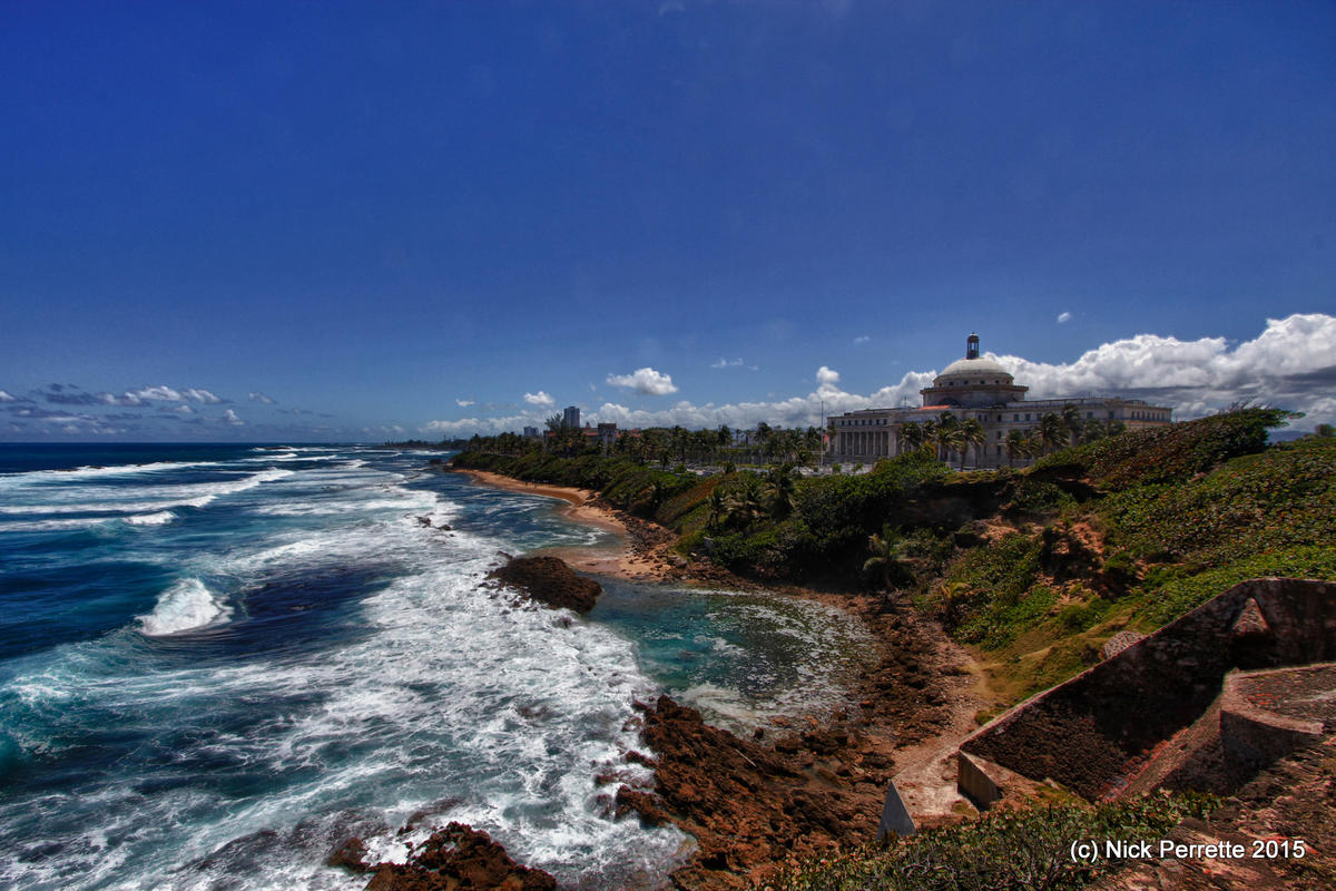 Old San Juan by Nick Perrette via Flickr Creative Commons