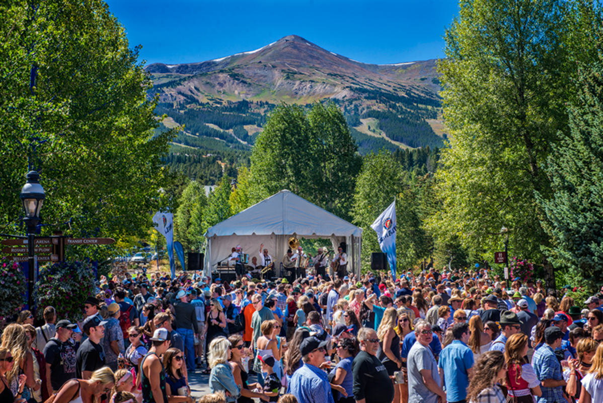Breckenridge Oktoberfest, September 8 – 10, 2017