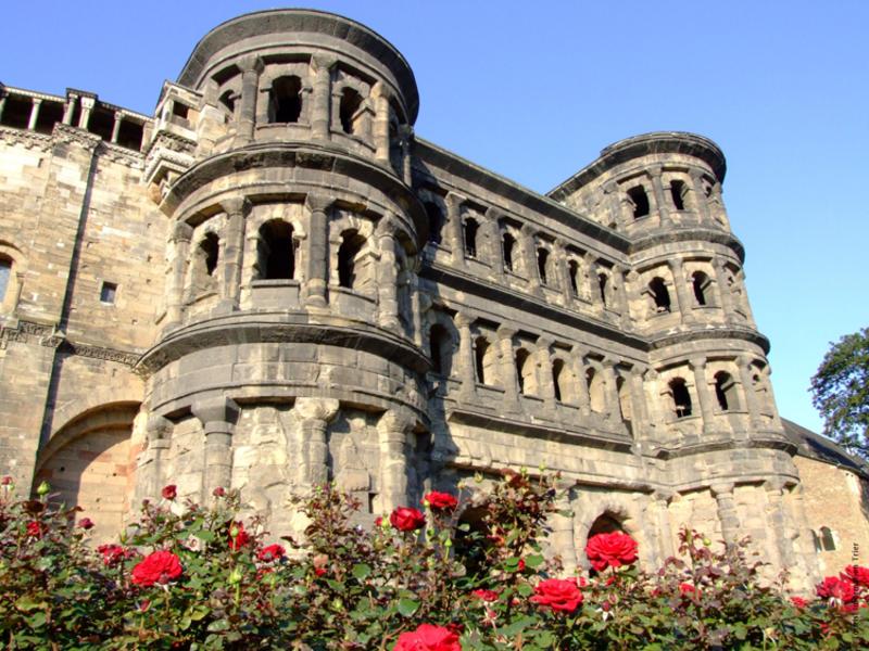 Cultural heritage trier roman monuments