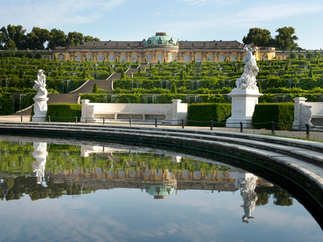 Castle potsdam and berlin