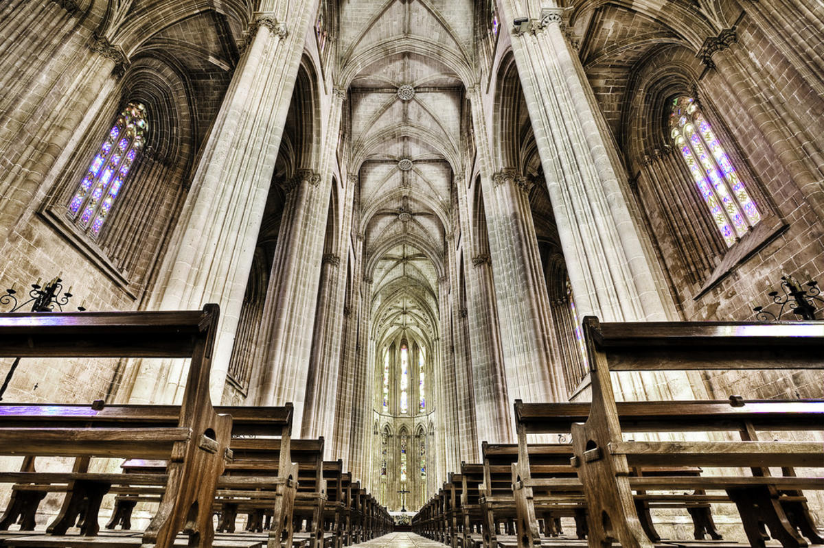 Batalha III by Humberto Santos via Flickr Creative Commons