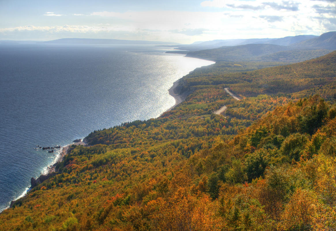 """Cabot Trail - Nova Scotia - Canada - Gavin Langille"" by gLangille via Flickr Creative Commons"