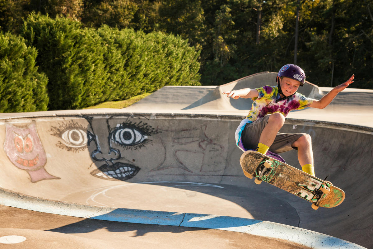 CB Skatepark Photo by Wilmington and Beaches CVB via Flickr Creative Commons