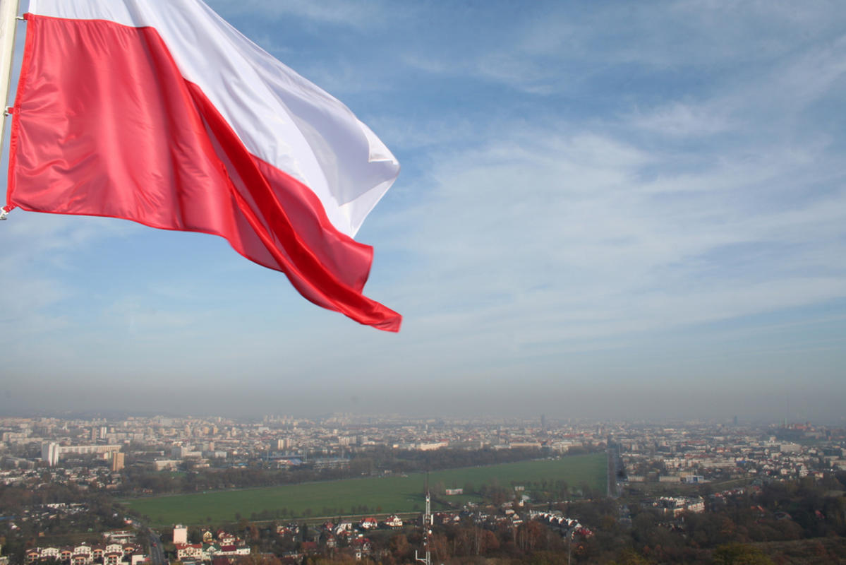 Krakow - View from Kościuszko Mound by Charlotte Powell via Flickr Creative Commons