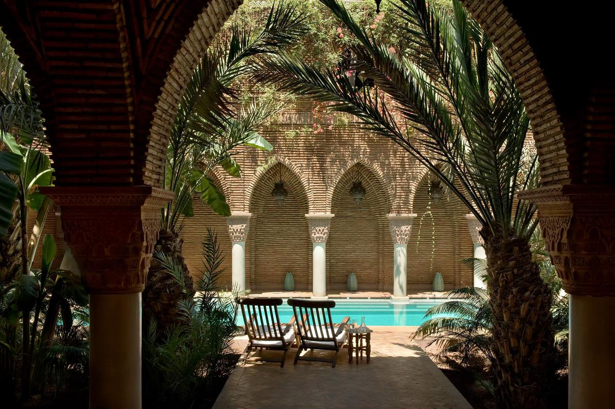 Photo courtesy La Sultana Marrakech