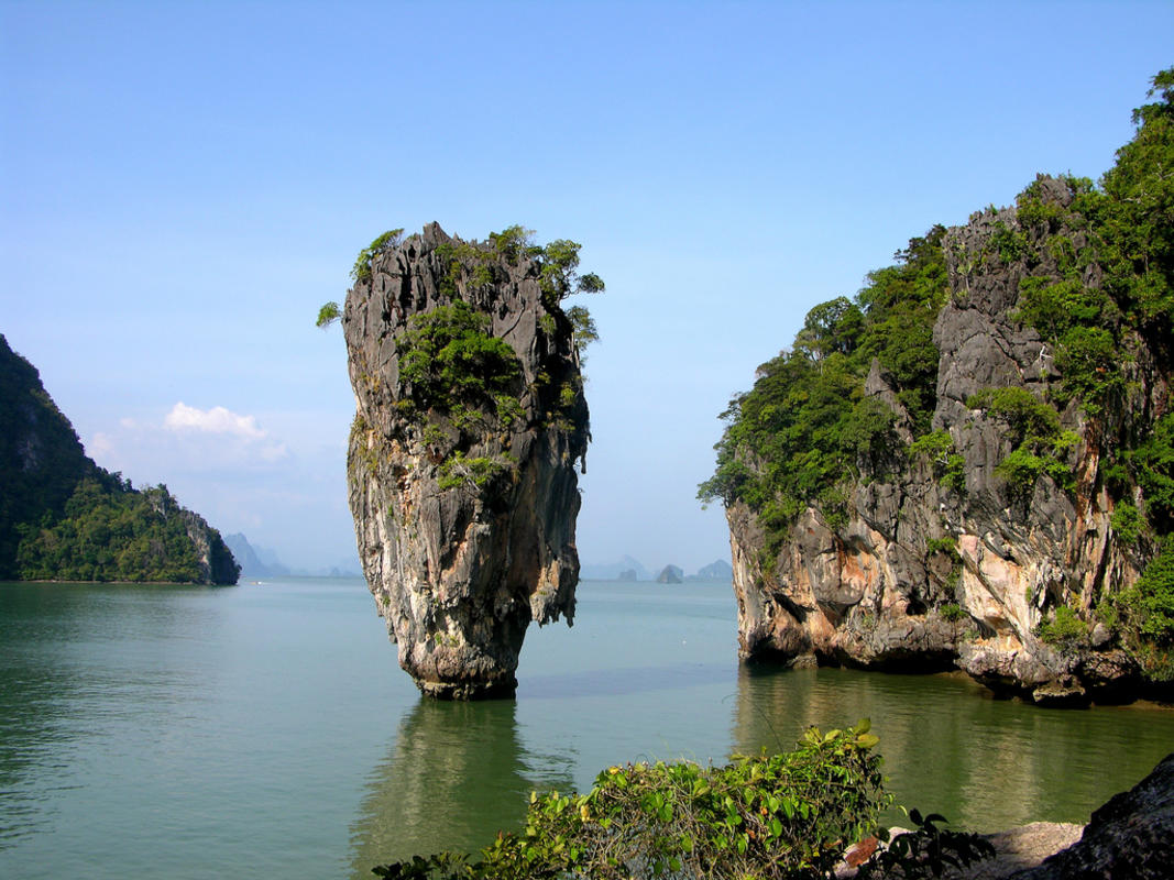 """James Bond Island"" by Carrie Kellenberger via Flickr Creative Commons"