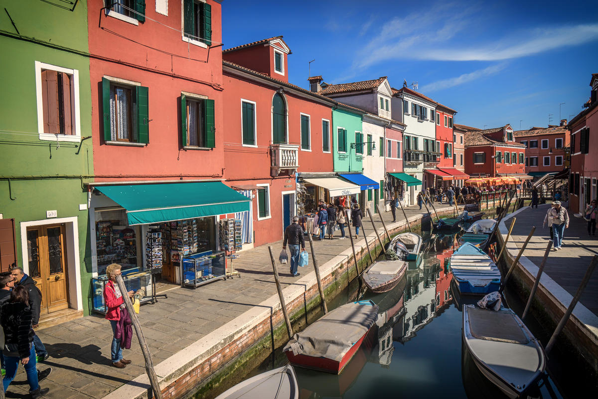 """Burano"" by Graeme Churchard via Flickr Creative Commons"