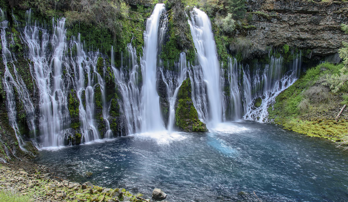 Burney Falls Photo by Al Case via Flickr Creative Commons
