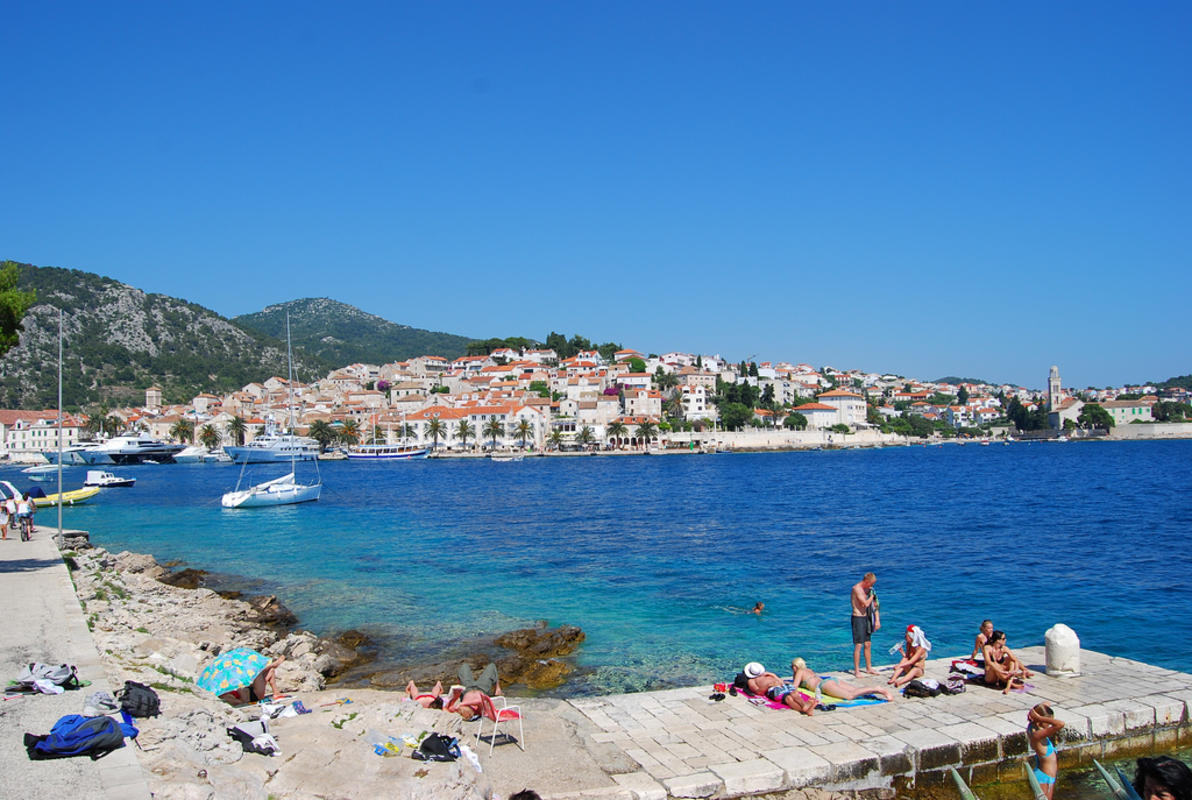Hvar Photo by Elena via Flickr Creative Commons