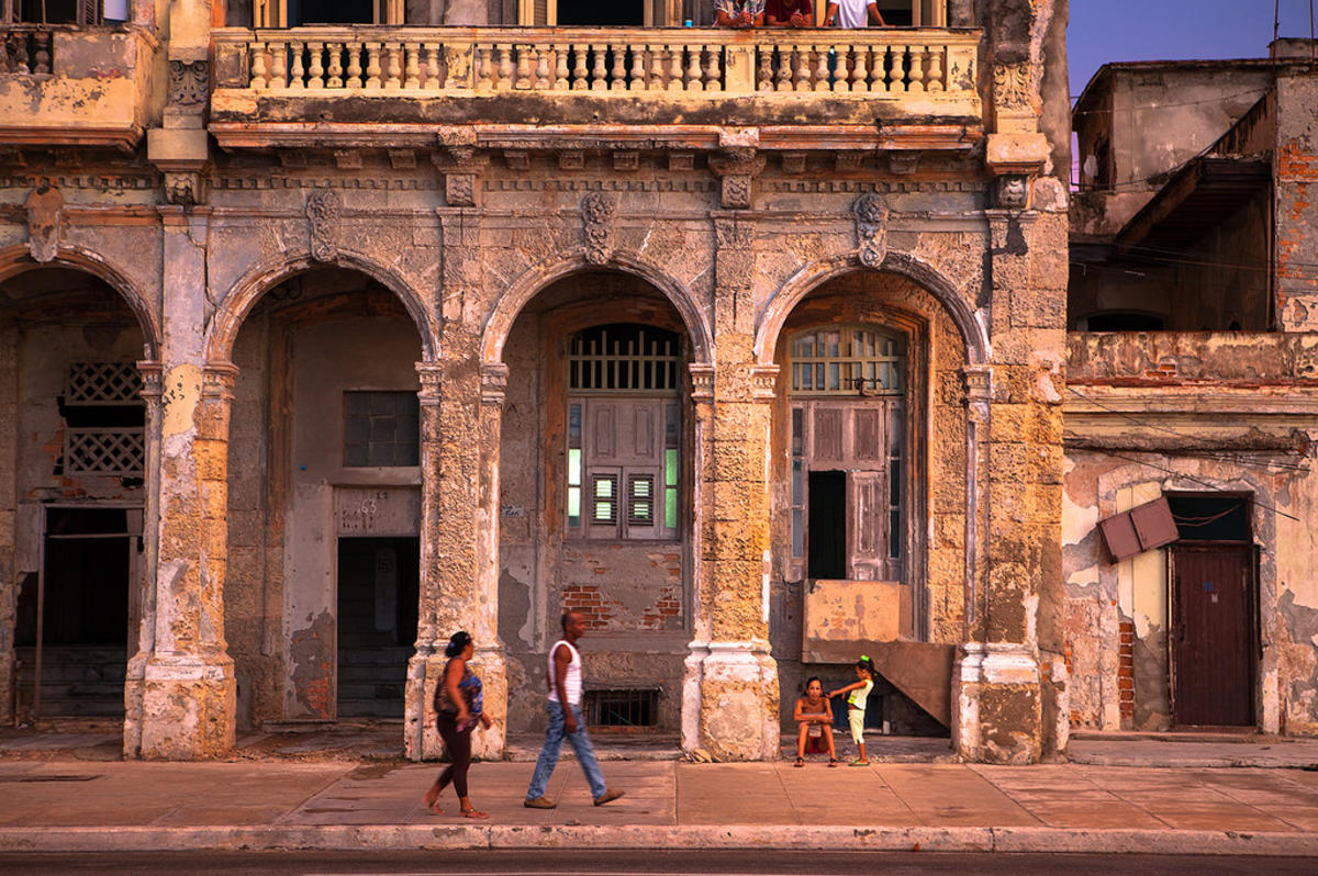 Life on Cuba Photo by Angelo Domini va Flickr Creative Commons