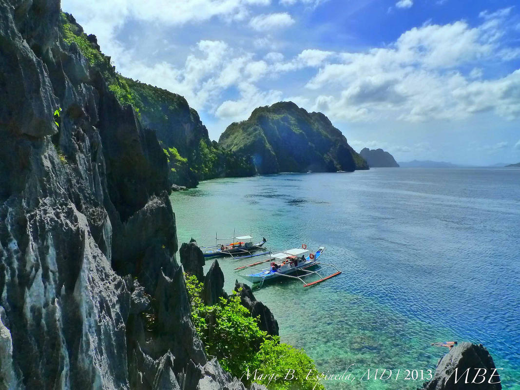 el nido palawan by Marge Espineda via Flickr Creative Commons