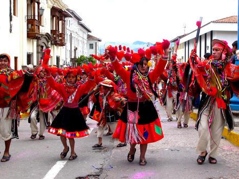 Peru Holidays And Festivals