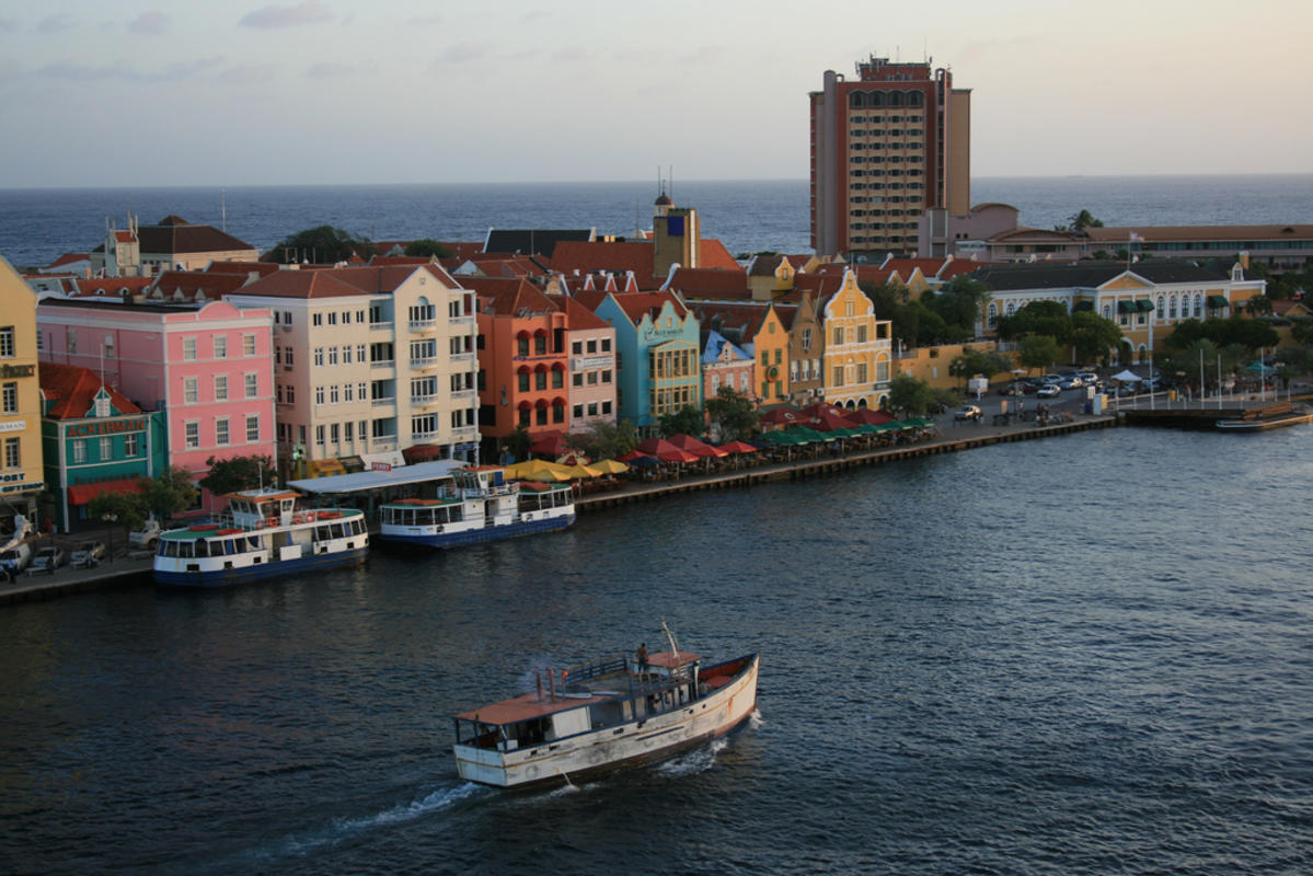 Willemstad, Curacao Photo by Navin Rajagopalan via Flickr Creative Commons