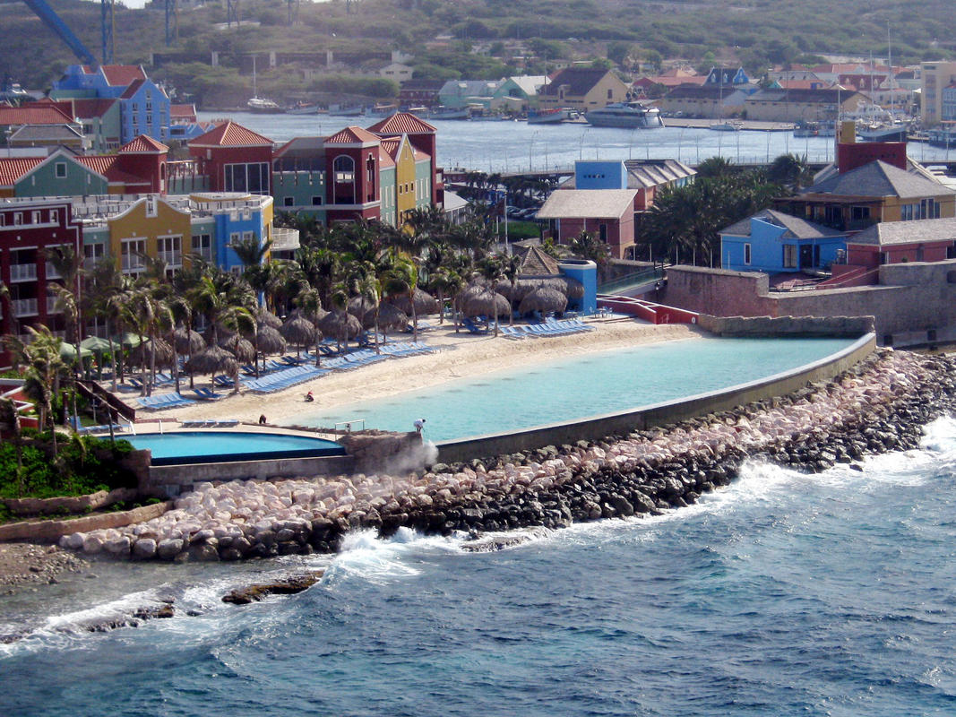 Willemstad, Curaçao Photo by Jorge Brazil via Flickr Creative Commons