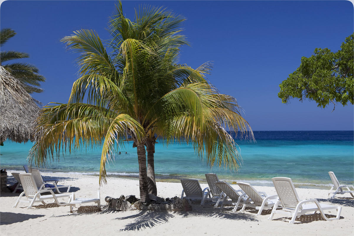 Plage Privée Cas Abao - Curaçao Photo by Yannick TURBE via Flickr Creative Commons