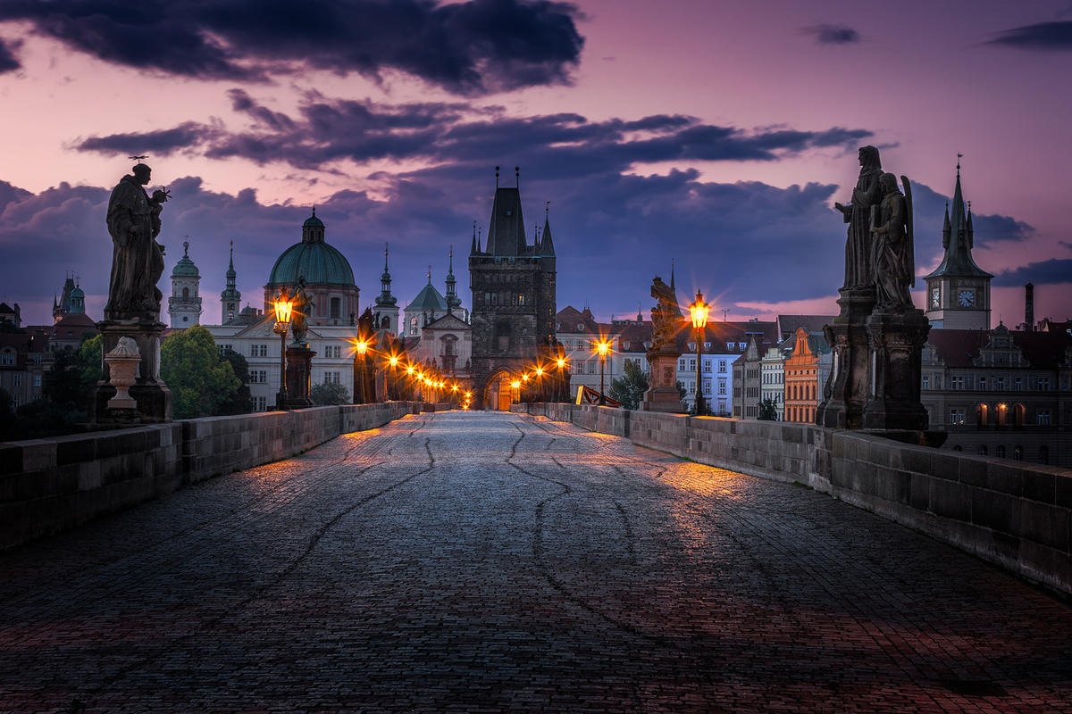 Charles Bridge | Prague, Czech Republic Photo by Nico Trinkhaus via Flickr Creative Commons