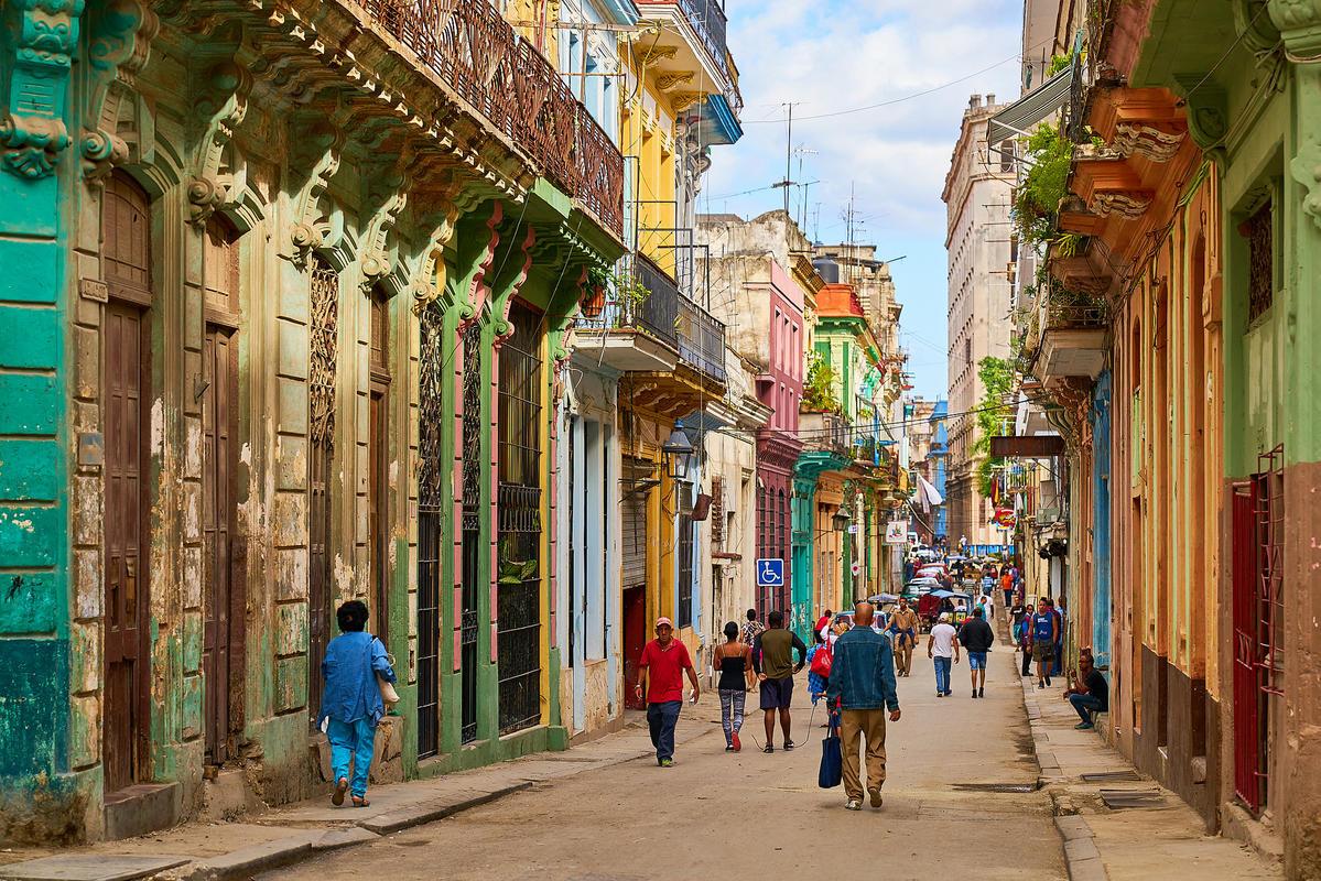Havana Photo by Pedro Szekely