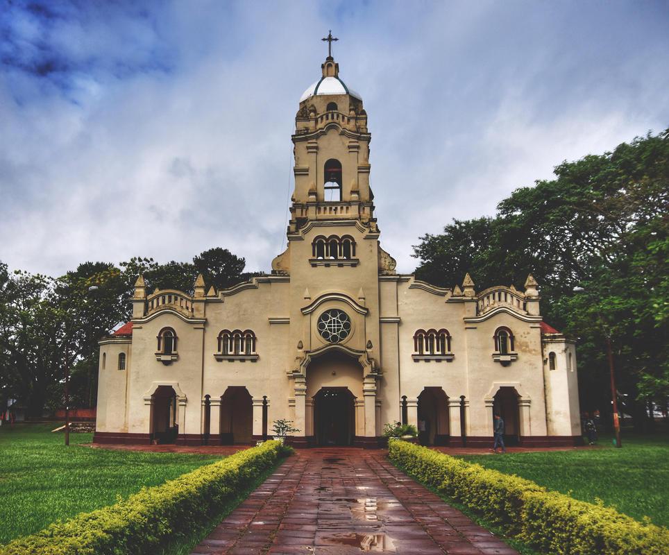 San Ignacio's Church by Nicolas Solop of www.unsellomas.com via Flickr Creative Commons
