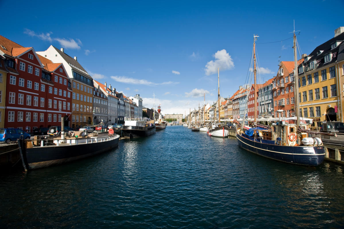 nyhavn canal Photo by Milton Correa via Flickr Creative Commons