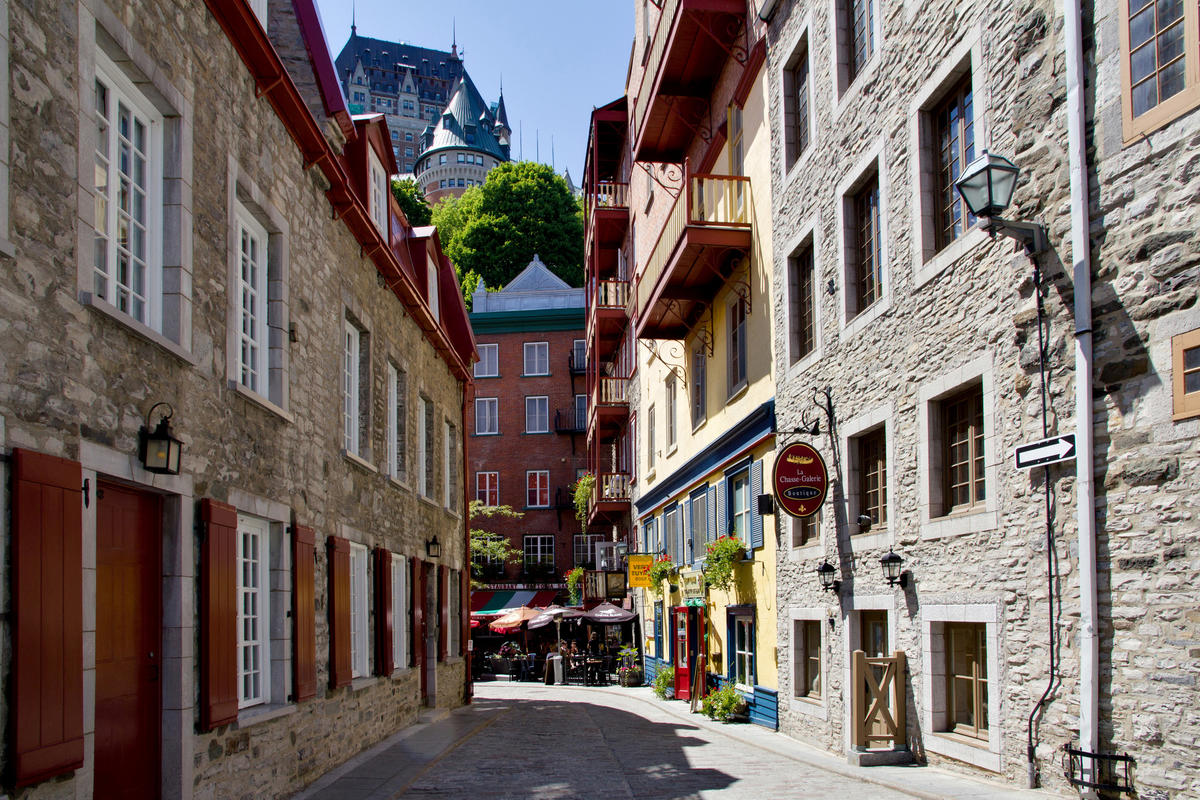 Old Quebec Photo by Artur Staszewski via Flickr Creative Commons
