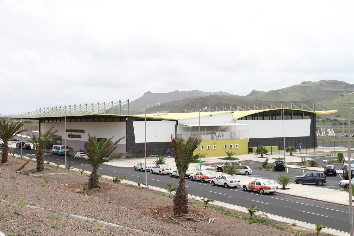 Cesaria Evora Airport Photo by Travel Aficionado via Flickr Creative Commons