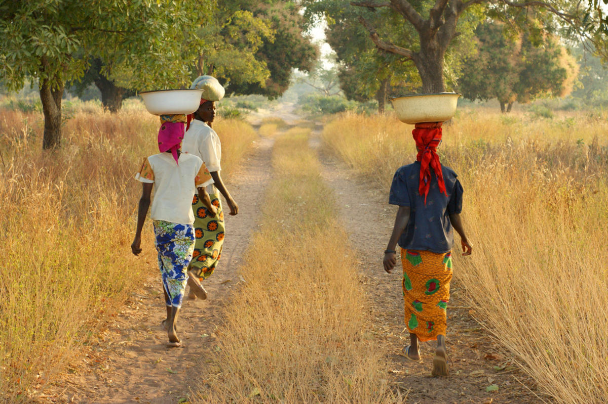 ladys going to market Photo by Matt Tomalty via Flickr Creative Commons