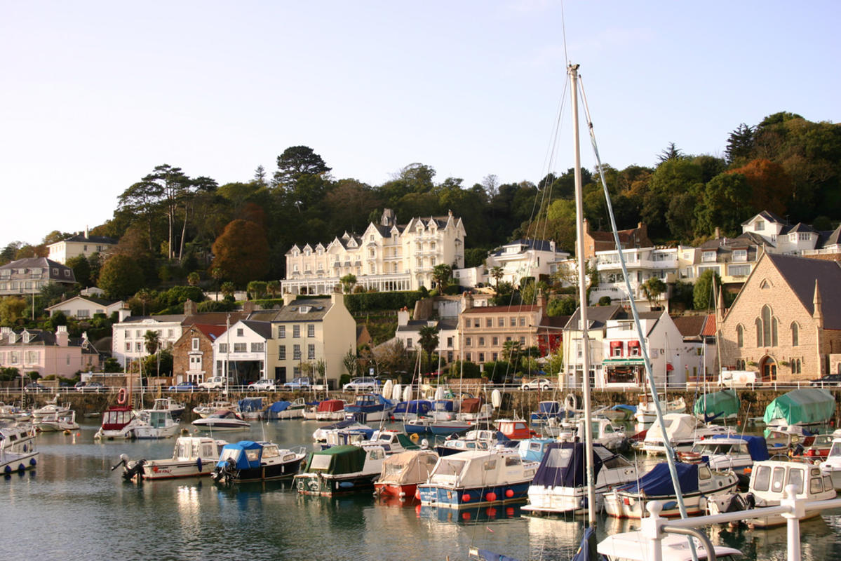 St Aubin Jersey Photo by Marilyn Peddle via Flickr Creative Commons