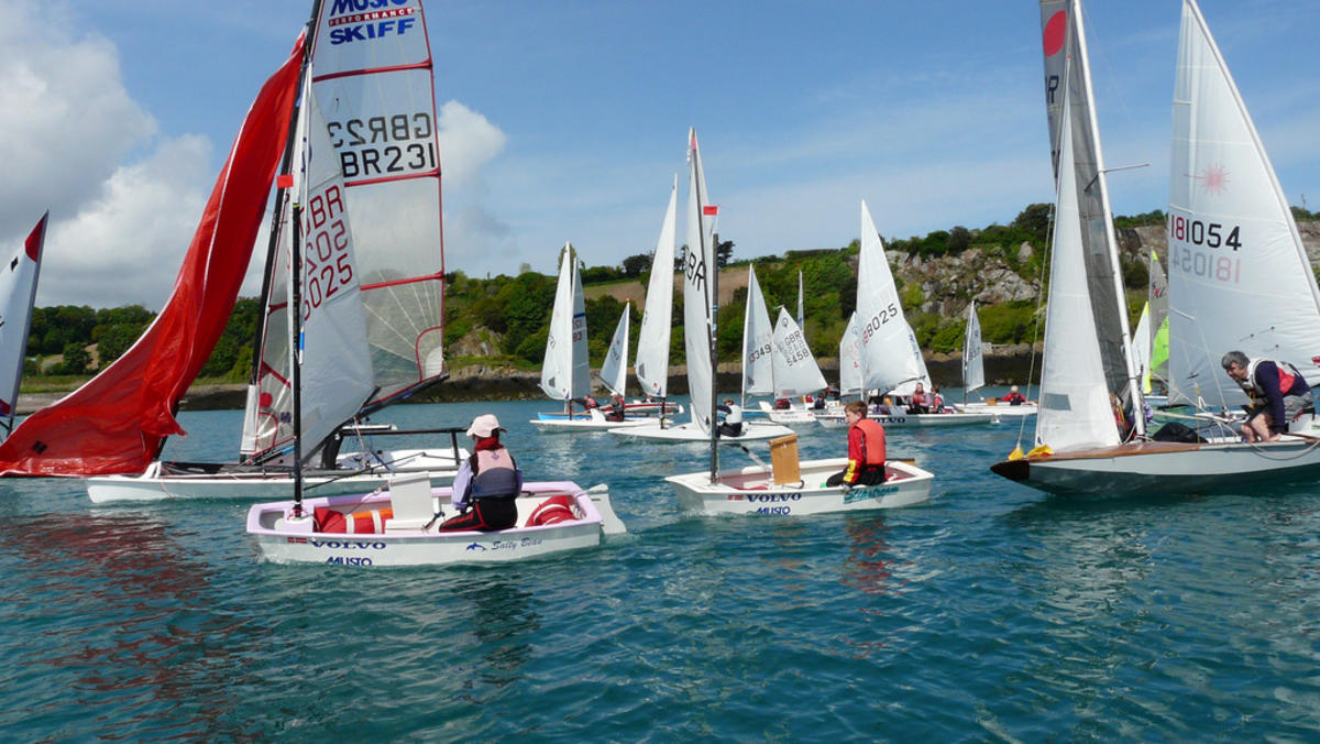 Liberation Day Regatta Photo by St. Catherine's Sailing Club via Flickr Creative Commons
