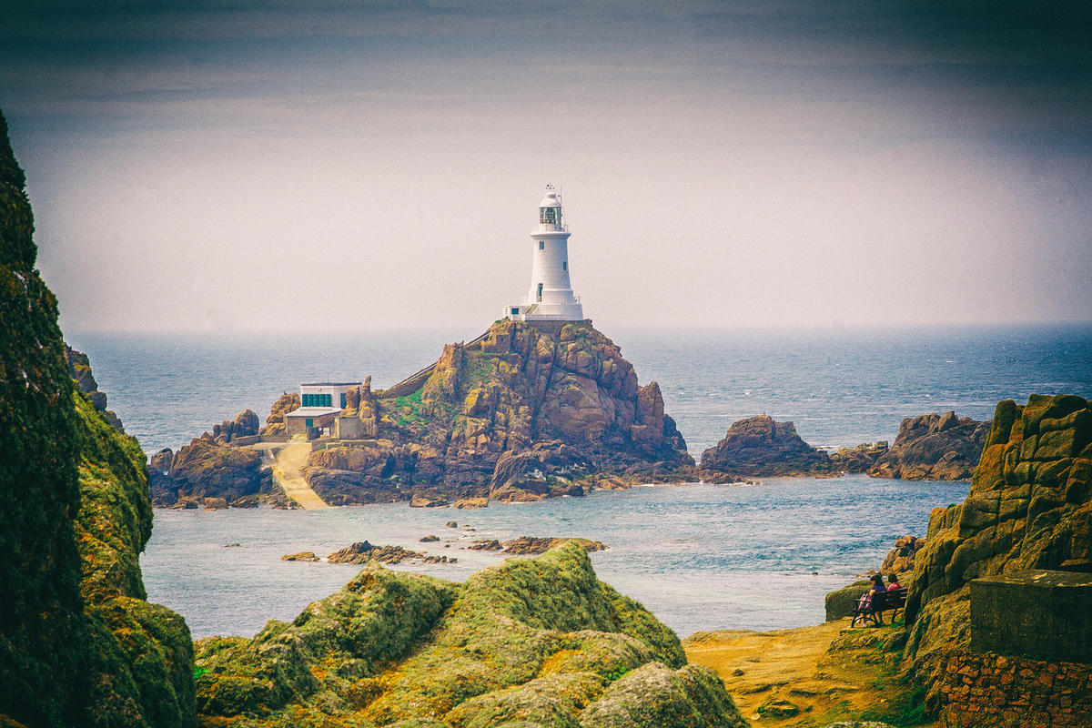 Corbiere Lighthouse Photo by Mike Beales via Flickr Creative Commons