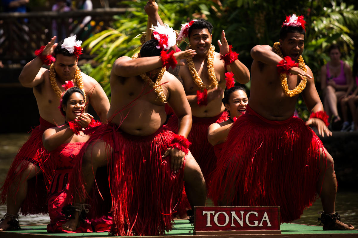 Tonga Float Photo by Johnny Silvercloud via Flickr Creative Commons