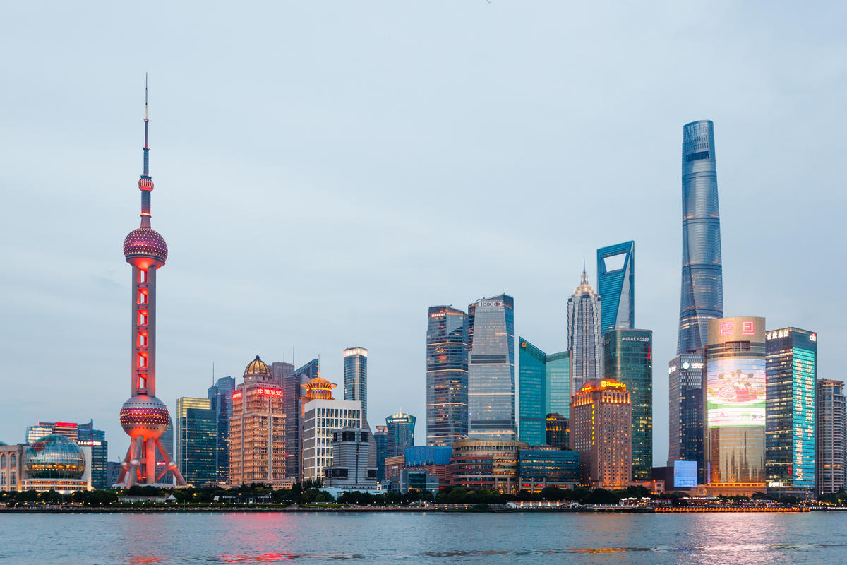 Shanghai Photo by Valentin Stanciu via Flickr Creative Commons