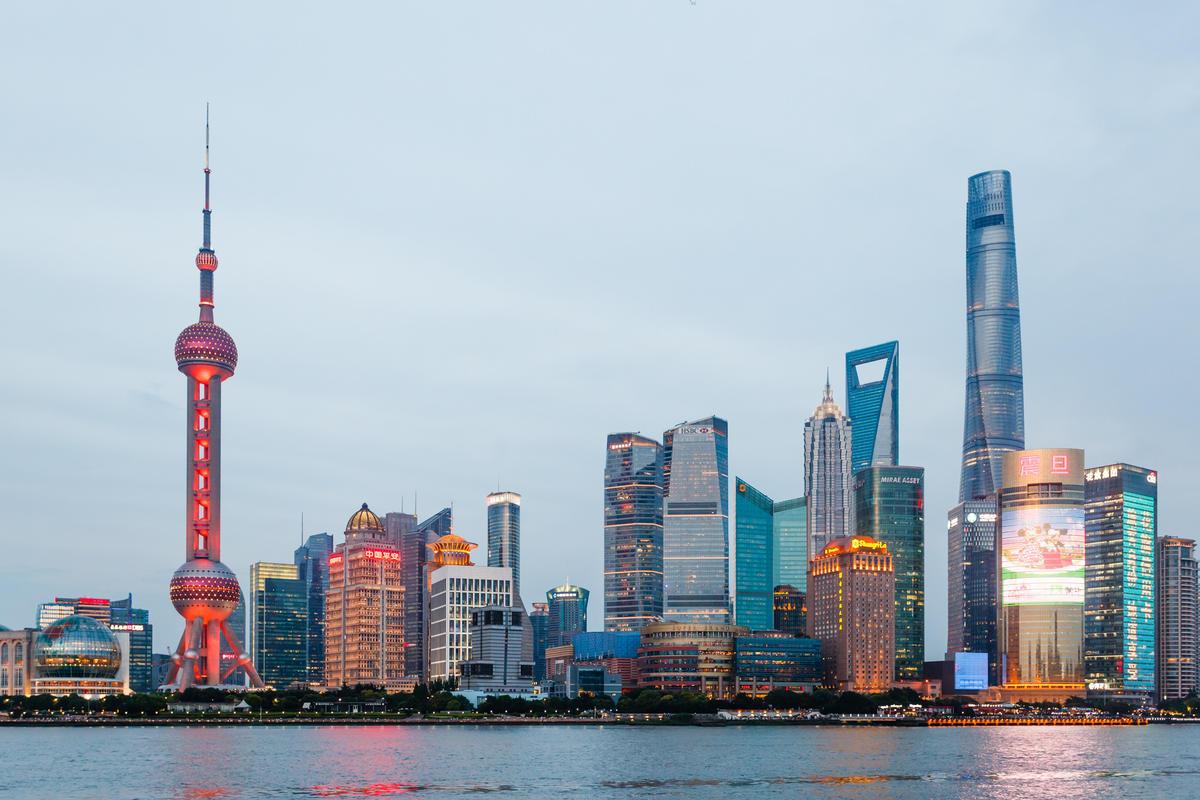 Shanghai Photo by Valentin Stanciu via Flickr Creative Commons