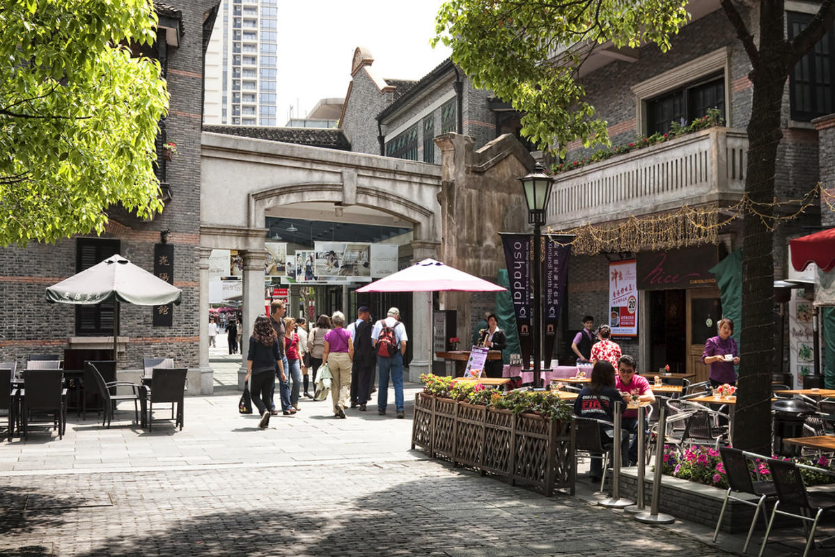 The French Concession Photo by Jonathan via Flickr Creative Commons