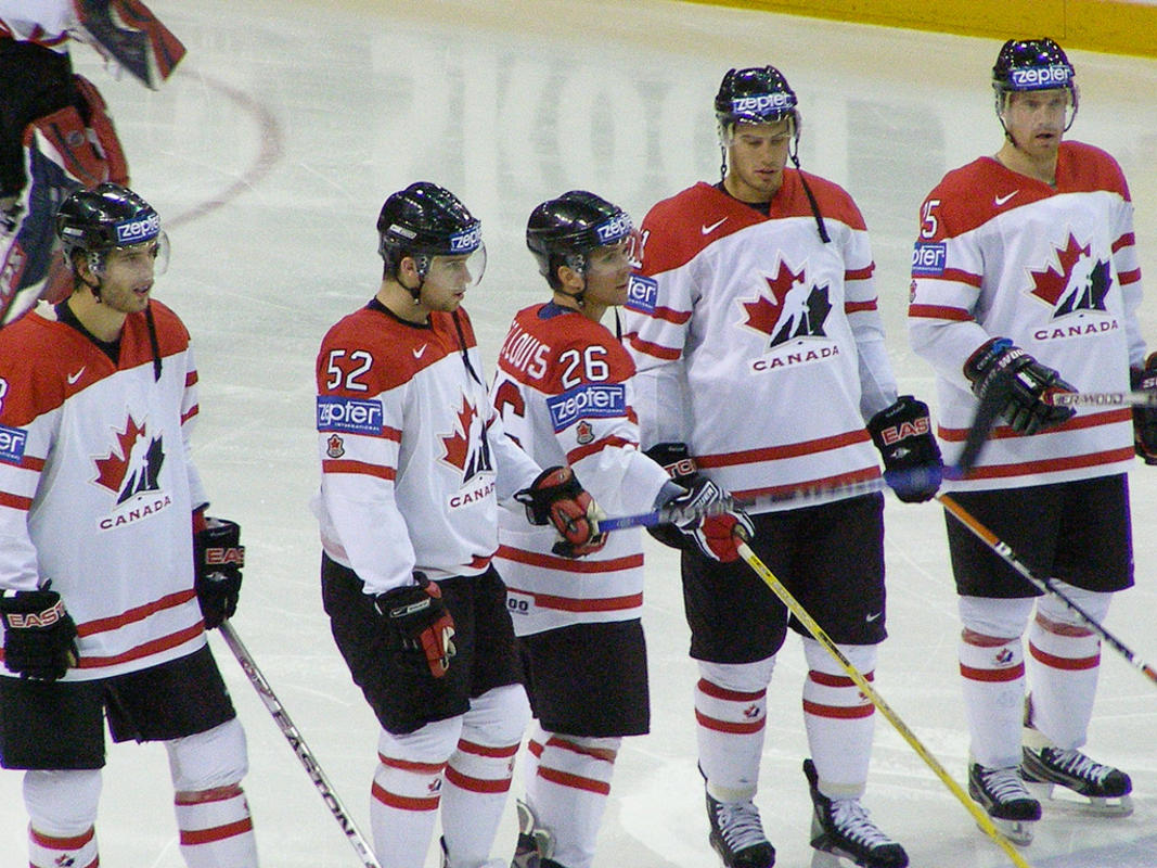 Canada VS Finland Photo by RicLaf via Flickr Creative Commons