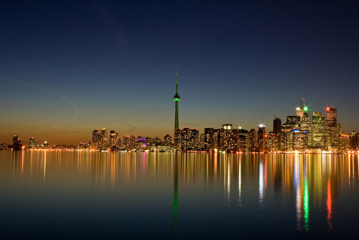 Toronto Skyline Photo by Abi K via Flickr Creative Commons