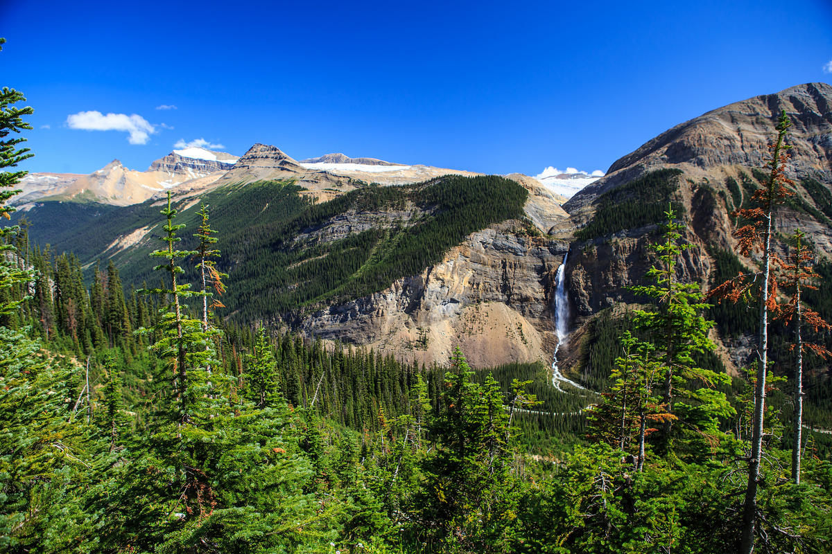 Takakkaw Falls Photo by Murray Foubister via Flickr Creative Commons