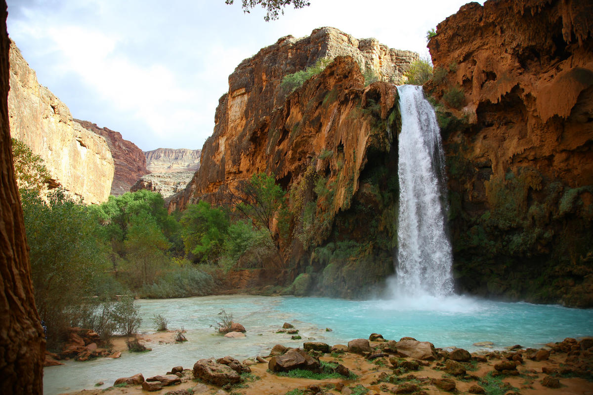 Havasu Falls Photo by Steven Smith via Flickr Creative Commons